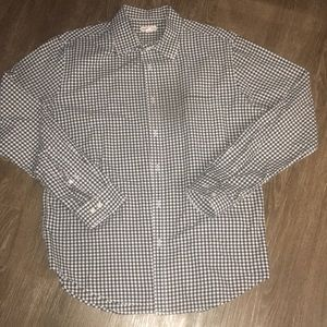 Other - Men's gingham button up